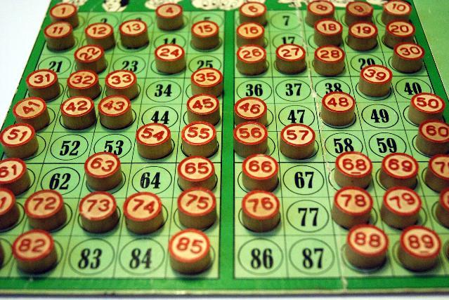 tombola gioco bingo