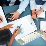 contabilità, economia, imprenditori, riunione