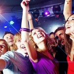 festa, party, giovani, discoteca