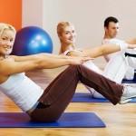 ginnastica, benessere, palestra, pilates
