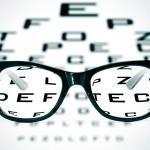 oculista, occhiali, vista, miopia