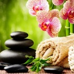 spa, benessere, zen