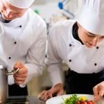 cucina, chef, cuochi, cibo, tavola