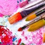 pittura, pittori, colore, pennelli, colori