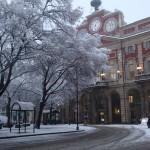 Palazzo rosso municipio