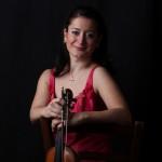 thaci violinista orchestra femminile musica classica